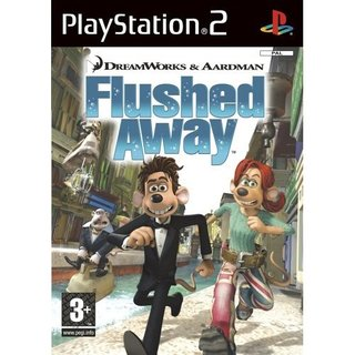 Flushed Away – PS2