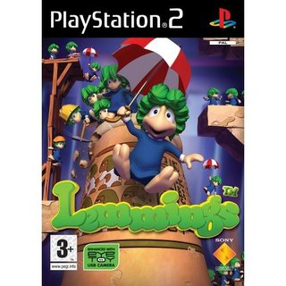 Lemmings – PS2