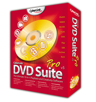 Cyberlink DVD Suite 5 - PC