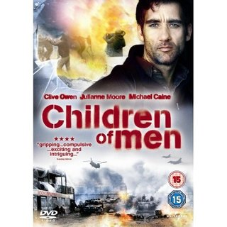 Children of Men - DVD