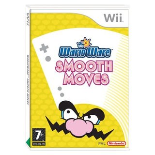 Wario Ware Smooth Moves - Nintendo Wii
