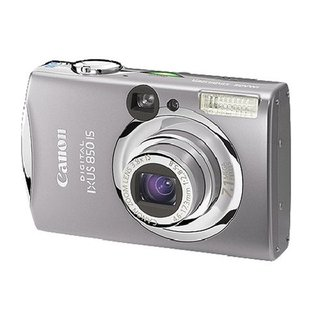 Canon IXUS 850IS digital camera