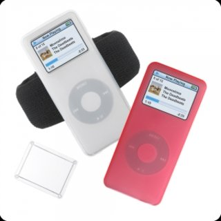 GEAR4 JumpSuit Plus for iPod nano