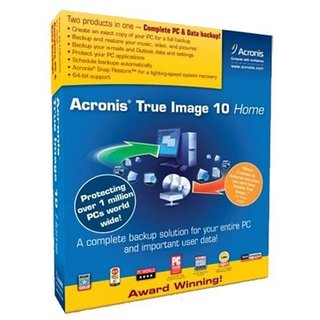 Acronis True Image 10 (home) - PC
