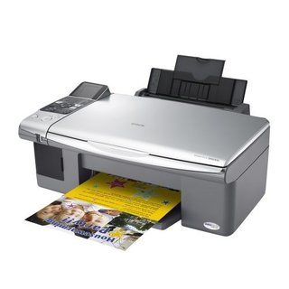 Epson DX6000 All In One Printer Scanner and Copier
