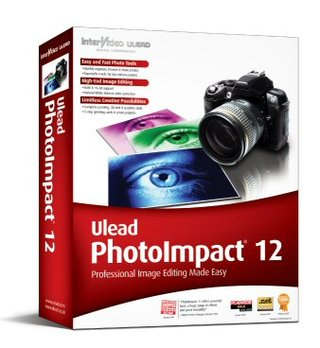 Ulead PhotoImpact 12 - PC
