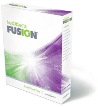 NetObjects Fusion 10 - PC