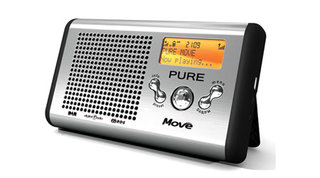 Pure Move DAB digital radio