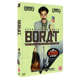 Borat: Cultural Learnings of America for Make Benefit Glorious Nation of Kazakhstan - DVD