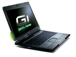 Asus G1 gaming laptop