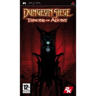 Dungeon Siege Throne of Agony - PSP