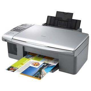 Epson Stylus DX7000F All In One Printer Scanner Copier and Fax