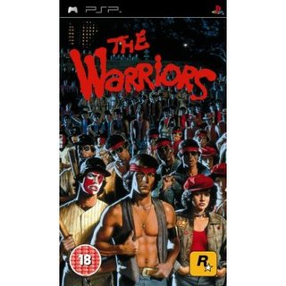 The Warriors - PSP
