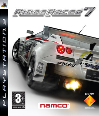 Ridge Racer 7 - PS3