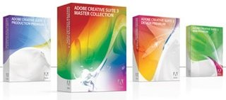 Adobe Creative Suite 3 Design Premium - Mac