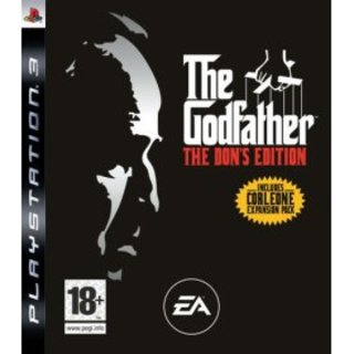 The Godfather Dons Edition - PS3