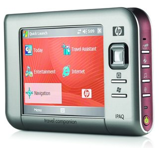 HP iPaq rx5900 Travel Companion