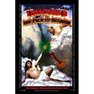 Tenacious D: In The Pick Of Destiny - DVD