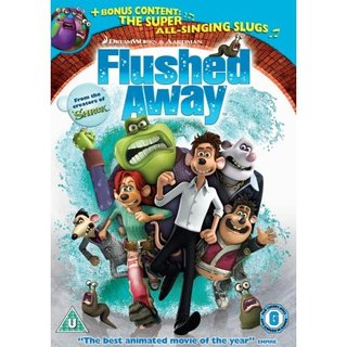 Flushed Away - DVD