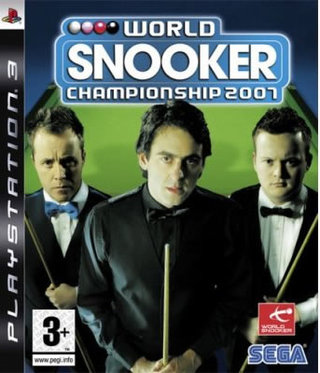 World Snooker Championship 2007 - PS3