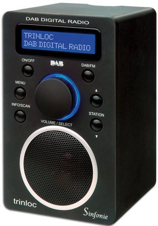 Nevada Sinfonie DAB digital radio