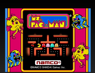 Ms. Pac-Man - iPod