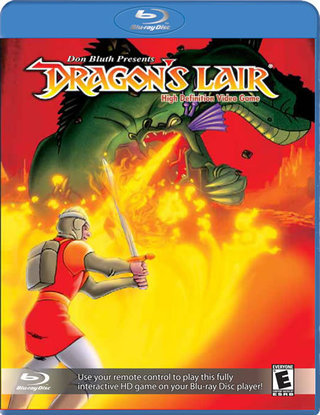 Dragon's Lair - Blu-ray