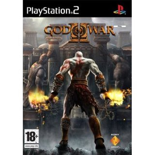 God of War 2 - PS2