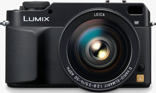 Panasonic Lumix DMC-L1 DSLR camera