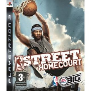 NBA Street: Homecourt - PS3