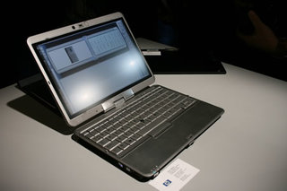 HP Compaq 2710p laptop - First Look