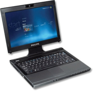 Philips X200 laptop