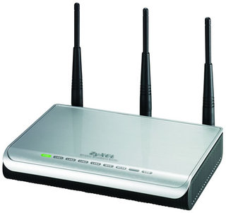 ZyXEL NBG-415N wireless router
