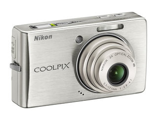 Nikon Coolpix S500 digital camera