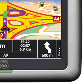 Route 66 Chicago 6000 GPS receiver