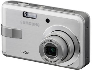 Samsung L700 digital camera