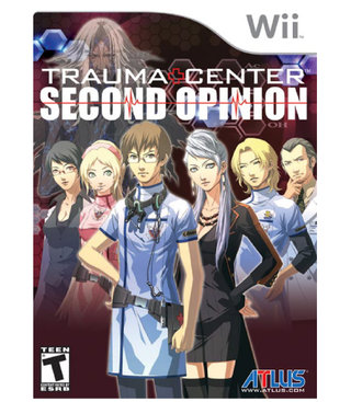 Trauma Center - Nintendo Wii