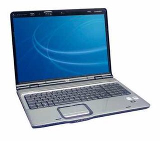 HP Pavillion dv9398ea laptop