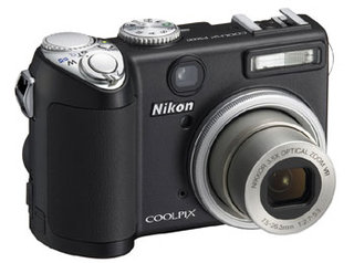 Nikon Coolpix P5000 digital camera