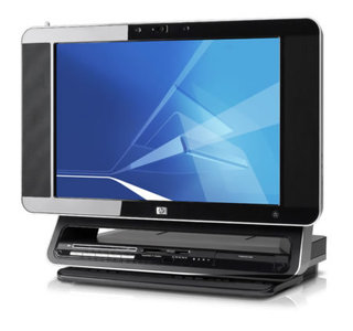 HP TouchSmart PC