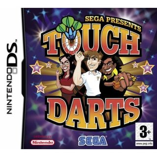Sega Touch Darts - Nintendo DS