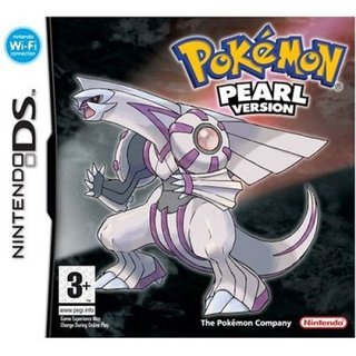 Pokemon Pearl - Nintendo DS