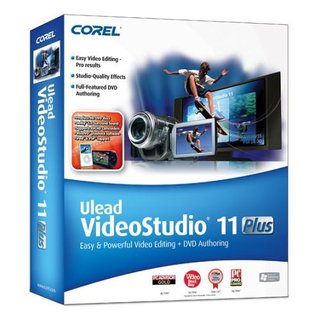 Corel VideoStudio 11 Plus