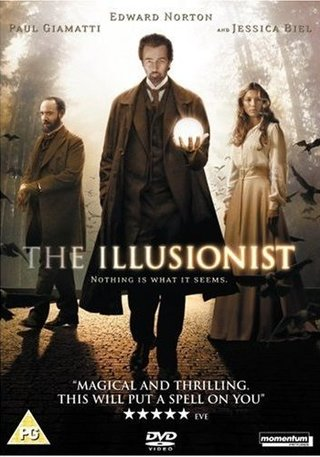 The Illusionist - DVD