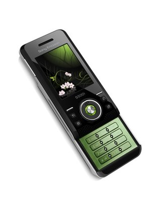 Sony Ericsson S500i mobile phone
