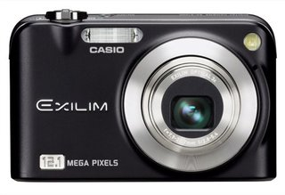 Casio Exilim EX Z1200 digital camera