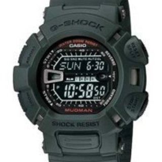 Casio G-shock Mudman watch
