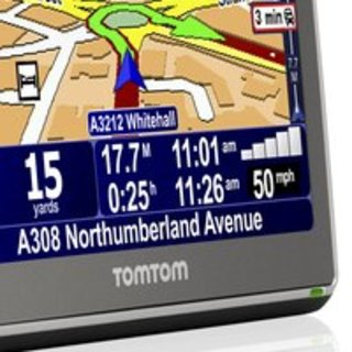 TomTom 520 GPS receiver