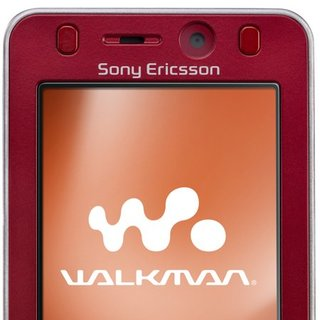 Sony Ericsson W910 mobile phone