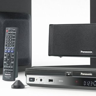 Panasonic SC-PT850 home cinema system